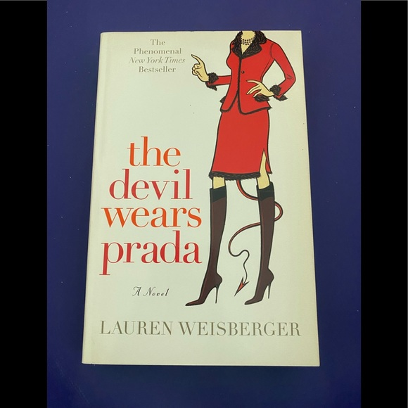 The devil wears Prada book